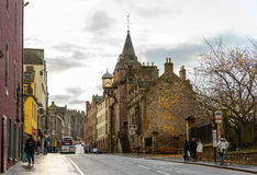 A milha real em Edimburgo Imagens de Stock