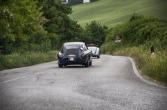 Milhas 2015 do carro mil do vintage da raça Fotografia de Stock Royalty Free