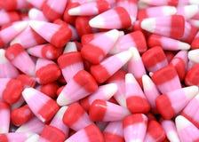 Milho de doces para Valentine Day Fotografia de Stock