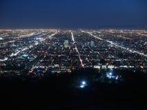 miliard świateł Obrazy Stock