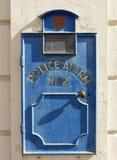 Milicyjny alarm od 1901, St Helier fotografia stock