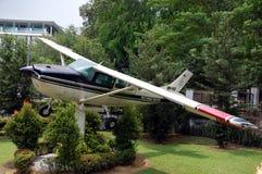 Milicyjny samolot Cessna U 206 G-4 Obrazy Royalty Free