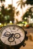 Milicyjny zegarek fotografia stock