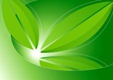 Milieu adreskaartje vector illustratie