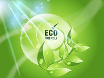 Milieu Concept Royalty-vrije Stock Foto