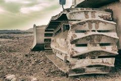 Milieu en bouwwerf Stock Afbeeldingen