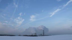 Milieu en Energie Royalty-vrije Stock Afbeeldingen