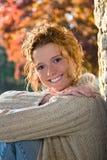 Milieu Hoger Portret Royalty-vrije Stock Foto