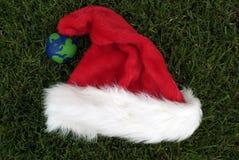 Milieu Kerstmis stock foto's