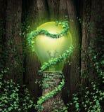 Milieuconcept vector illustratie