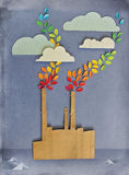 Milieuhulp Stock Foto