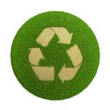 Milieuvriendelijke transportmiddelen en vernieuwbare energie Royalty-vrije Stock Foto's