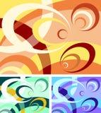 Milieux abstraits illustration stock