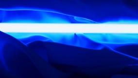 Milieux abstraits bleu-foncé de mouvement banque de vidéos