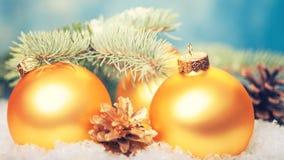 Milieux abstraits de Noël Photos libres de droits