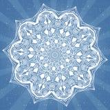 Milieux abstraits de vecteur avec l'élément de mandala Conception décorative Textures géométriques de vintage Fond pour la carte, Image stock