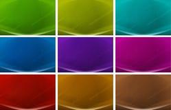 Milieux colorés illustration de vecteur
