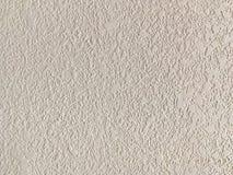 Milieux concrets de vieux mur blanc texturisés Image libre de droits