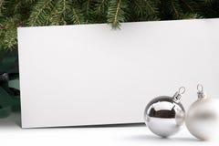 Milieux d'arbre de Noël Photos libres de droits