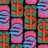 Milieux d'Eurodollar Image libre de droits