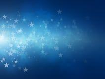 Milieux de bokeh d'étoile