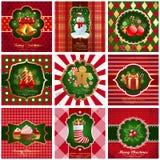 Milieux de cru de Noël. Photo libre de droits