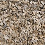 Milieux de déchets de bois Photographie stock