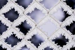 Milieux de flocon de neige Photo stock