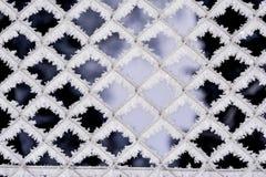 Milieux de flocon de neige Image stock