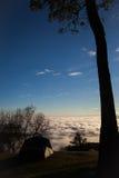 Milieux de montagne Photographie stock libre de droits