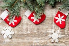 Milieux 2018 de Noël Image libre de droits