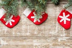 Milieux 2018 de Noël Images stock