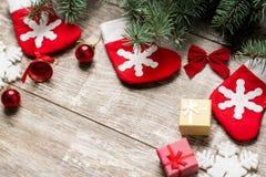Milieux 2018 de Noël Image stock