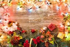 Milieux 2018 de Noël Photographie stock libre de droits