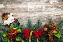 Milieux 2018 de Noël Photos libres de droits