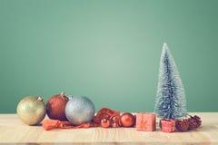 Milieux 2018 de Noël Photo stock