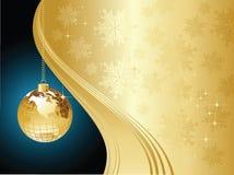 Milieux de Noël Images libres de droits