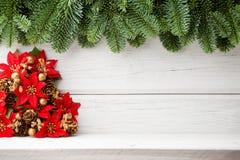 Milieux de Noël. Image libre de droits