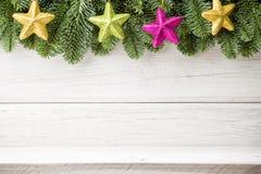 Milieux de Noël. Image stock