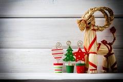 Milieux de Noël Photographie stock libre de droits