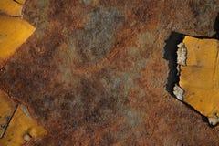 Milieux de rouille - fond parfait avec l'espace pour le texte ou l'ima Image libre de droits