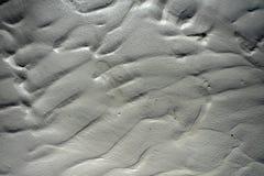 Milieux de sable texturisé Images libres de droits