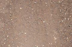 Milieux de texture de couches de surface de gravier, texture 7 Images libres de droits