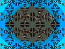 Milieux de texture de modèle de kaléidoscope photo libre de droits