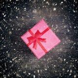 Milieux de vintage de Noël Images stock