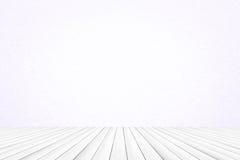 Milieux en bois blancs de texture Image libre de droits