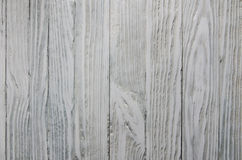 Milieux en bois blancs de texture Images stock