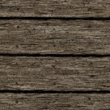 Milieux en bois grunges. Image libre de droits