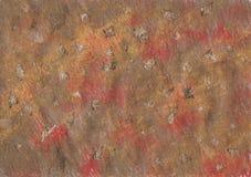 Milieux en bronze de texture de feuille d'or images libres de droits