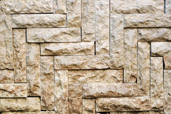 Milieux en pierre blancs de mur de briques de texture de tuile Image libre de droits